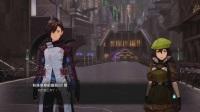 《刀剑神域:夺命凶弹》各角色支线剧情视频合集12伊兹奇支线