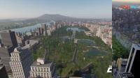 【游侠网】《飙酷车神2》游戏VS现实场景