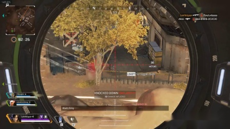 《apex英雄》FPS游戏中正确的Peek方式