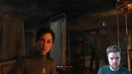 《地铁离去》游戏流程实况 01