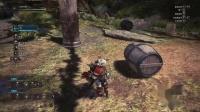 《怪物猎人世界》拔刀龙矢配装视频详解