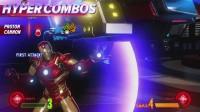 【游侠网】《漫画英雄VS卡普空:无限》教学视频:洛克人X