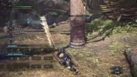 《怪物猎人世界》全太刀外观视频演示02.灭尽一刀