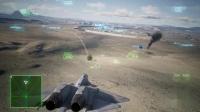 《皇牌空战7:未知空域》1-20关困难流程11.第12关