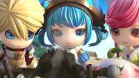 《光明勇士》手游CG动画Q萌上映 全平台预约今日开启