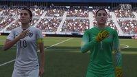 【电玩堂】不二《FIFA16》PC版女足试玩 美国VS德国