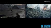 《使命召唤14:二战》VS《战地1》最高画质对比视频