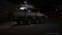 《第三次世界大战》装甲战车展示