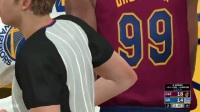 《NBA 2K19》switch版实机演示视频