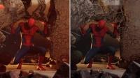 【游侠网】《漫威蜘蛛侠复刻版》PS5 vs PS4 Pro