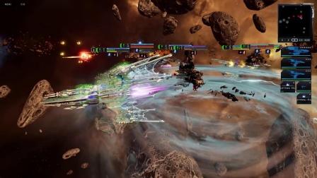《哥特舰队:阿玛达2(Battlefleet Gothic:Armada 2)》第二部玩法演示