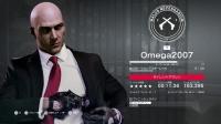 《杀手2》终点线专家难度暗杀方法合集1.终点线:涡轮增压