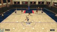 《NBA 2K18》无限顺势交叉运球教学视频