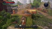 《ELEX》最高难度攻略第一章 下2.穹顶城 (中)