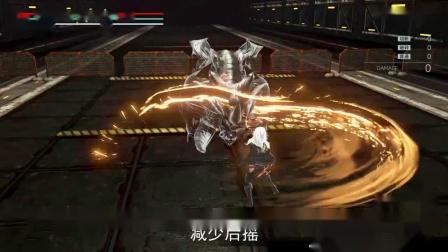 《噬神者3》全武器全招式详细讲解4.巨剑