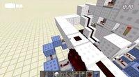 Minecraft无限分层升降活塞电梯教程(下)