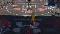《NBA2K19》终极蛇皮弹簧床篮球