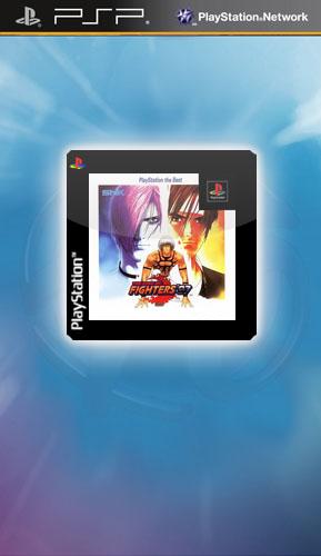 拳皇97(PS1)