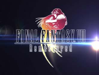 《FF8:重制版》角色建模与原版对比视频
