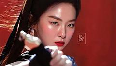 韩国网友为《花木兰》海报刘亦菲换脸 傻傻分不清
