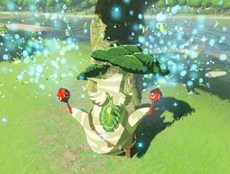 《荒野之息》又现新Bug 呀哈哈种子无限收集