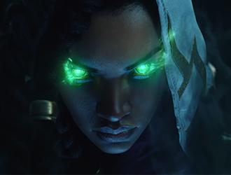 《英雄联盟》新英雄赛娜 卢锡安亡妻地狱归来