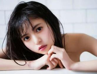 美少女斋藤飞鸟 18cm脸蛋太迷人!
