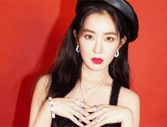 韩国最受欢迎整容范本!神颜美女Irene