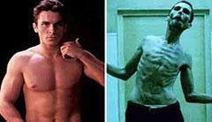 """为塑造完美角色而不惜""""毁容毁身体""""的演员们"""