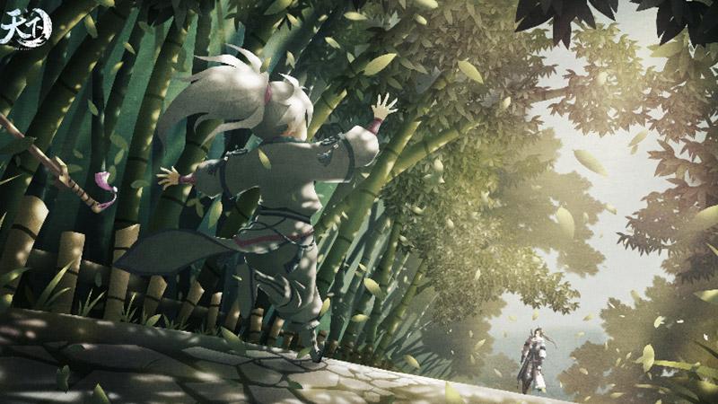 蓬门今使为君开 《天下3》大荒园林设计征集大赛开启!