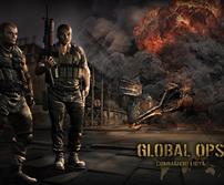 《全球行动:突袭利比亚》精美壁纸