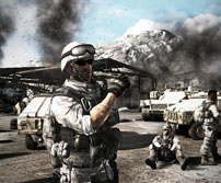 《战火纷飞:阿富汗》精美壁纸
