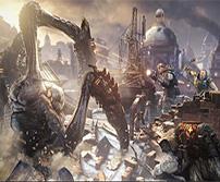 《战争机器:审判》游戏壁纸