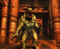 《毁灭战士3》游戏壁纸
