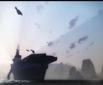 《航母指挥官:盖亚行动》精美壁纸