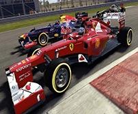 《F1 2012》游戏壁纸
