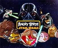 《愤怒的小鸟:星球大战》游戏壁纸