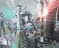 《地球防卫军4》游戏壁纸