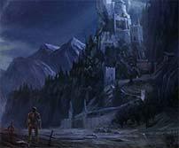 《嗜血骑士》游戏壁纸