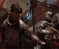 《火星:战争日志》游戏壁纸