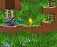 《小鸡快跑2》游戏壁纸