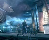 《蝙蝠侠:阿甘起源之黑门监狱》游戏壁纸