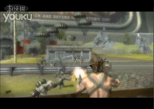 《玩具士兵:冷战》游戏首支预告片
