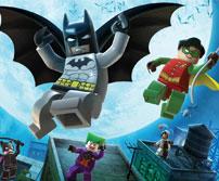 《乐高蝙蝠侠3:飞跃哥谭市》游戏壁纸