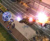《光环:斯巴达进攻》游戏壁纸
