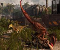 《原始杀戮:灭绝》游戏壁纸