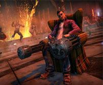 《黑道圣徒:杀出地狱》游戏壁纸