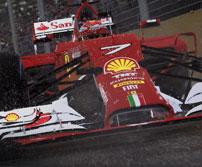 《F1 2015》游戏壁纸