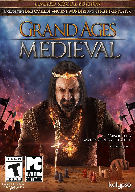 伟大时代:中世纪