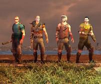 《生存指南2》游戏壁纸